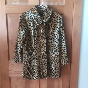 Jackets & Blazers - Apparence faux fur coat